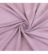 Искусственная замша двусторонняя, плотность 310 г/м2, размер 50х75 см (+/- 2см), цвет лиловый