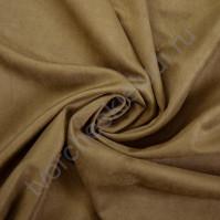 Искусственная замша Suede, плотность 230 г/м2, размер 50х35 см (+/- 2см), цвет фисташковый