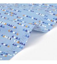 Ткань для рукоделия Duck grass, 100% хлопок, плотность 165 гр/м2, размер 45х55 см