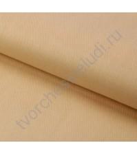 Ткань для рукоделия Песочный серый, 100% хлопок, плотность 121 гр/м2, размер 50х50 см