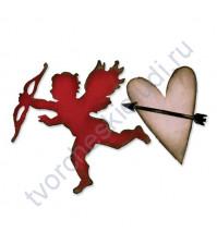 Набор ножей для вырубки Love Struck, 3 элемента