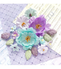Набор тканевых цветов Flowers Symphony