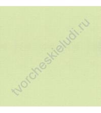 Кардсток текстурированный 30х30 см, цвет салатовый, плотность 300 гр/м2