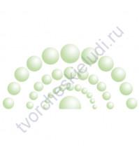 Жидкий жемчуг, цвет Зеленый, 20мл