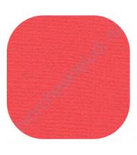 Кардсток текстурированный 30.5х30.5 см, цвет Огненная ягода, плотность 235 гр/м2