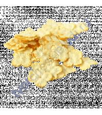 Мини-гортензия 2.5-3 см, 10 шт, цвет желтооранжевый