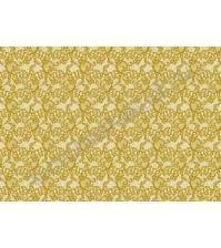 Пленка с золотым рисунком для декора Lace, коллекция Just Married, толщина 0.25 мм, формат А4